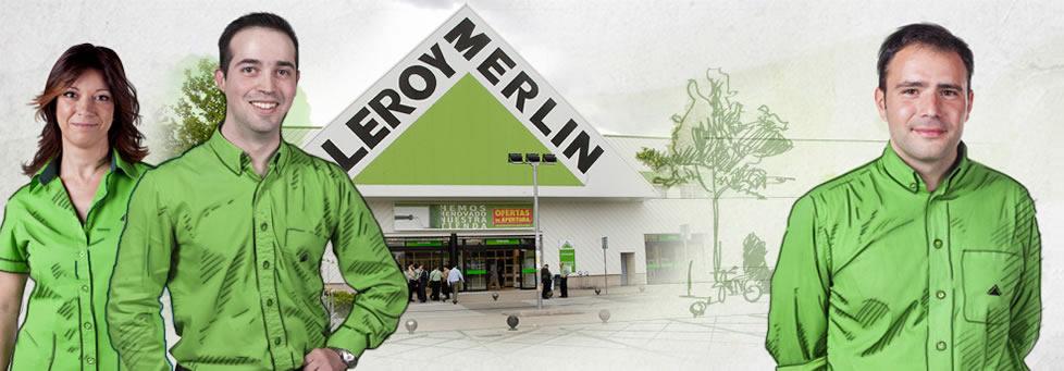 Ofertas de trabajo en leroy merlin for Ofertas leroy merlin