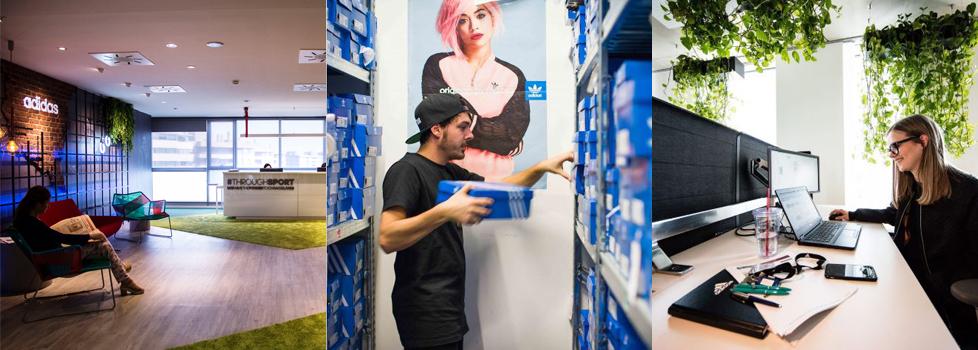 Trabajo En Adidas Ofertas Adidas De En De Ofertas Ofertas Trabajo tshQdr