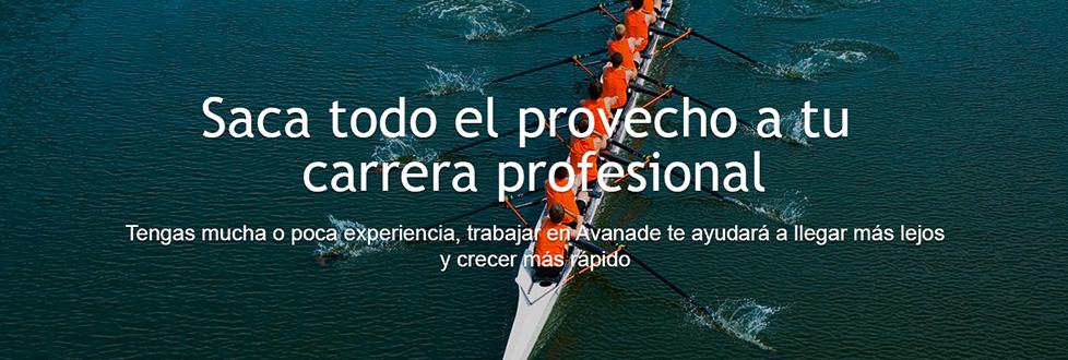 Ofertas de trabajo en avanade for Haces falta trabajo barcelona