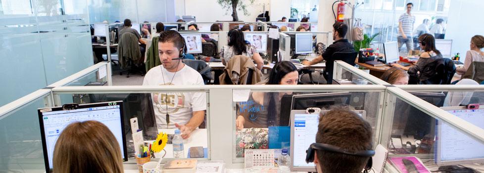 Ofertas de trabajo en teyam for Trabajo urge barcelona